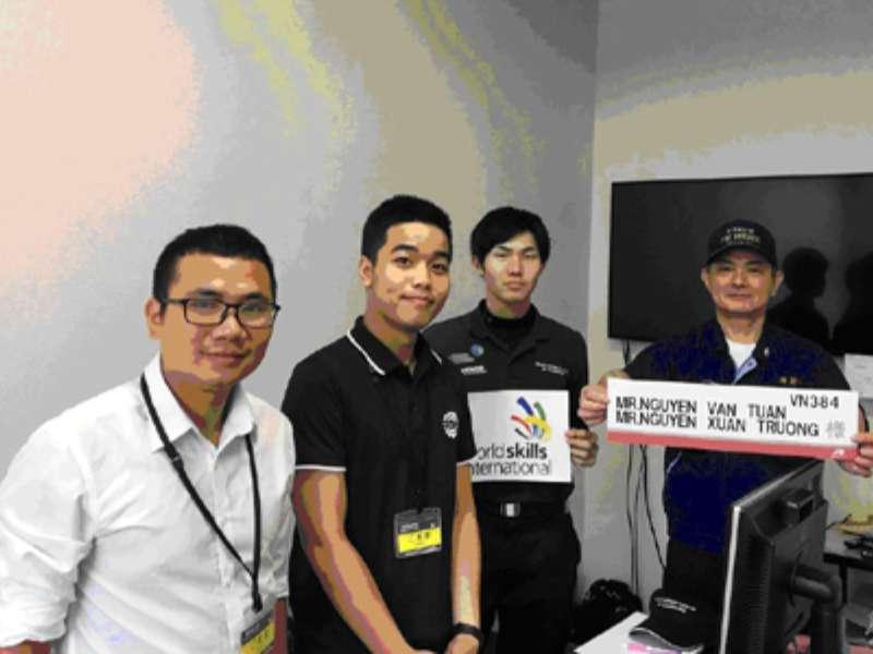 Hợp tác với Hàn Quốc và Nhật Bản về huấn luyện chuyên gia, thí sinh nghề khuôn đúc nhựa