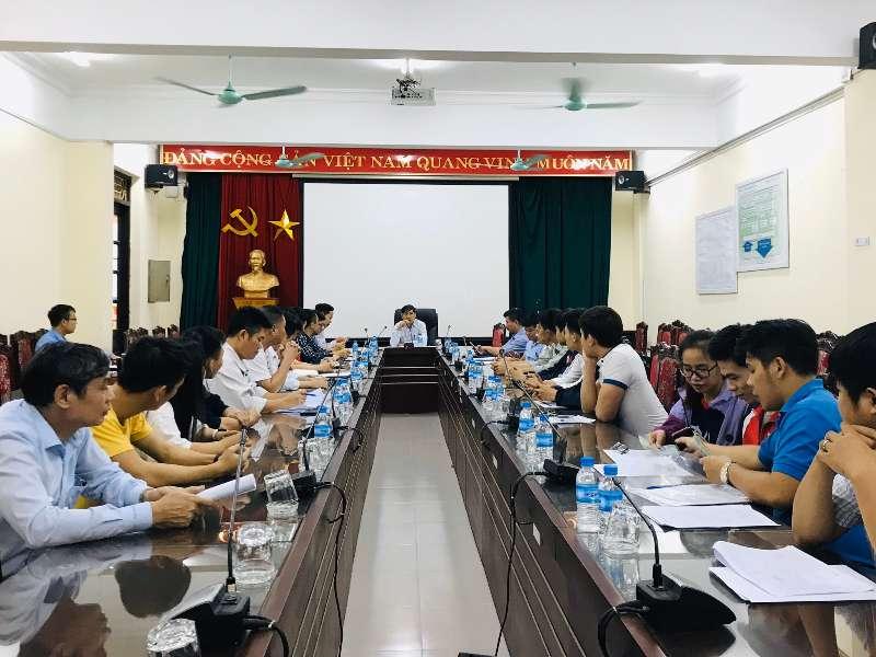 02 thí sinh khoa Cơ khí tham dự thi tay nghề thành phố Hà Nội năm 2019