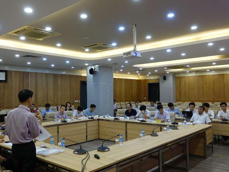 Hội nghị khoa học HaUI lần thứ IV - Phân ban Cơ khí