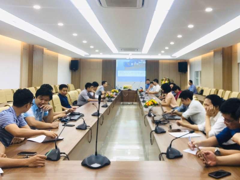 Hội nghị khoa học và công nghệ khoa Cơ khí đợt 3 năm 2020