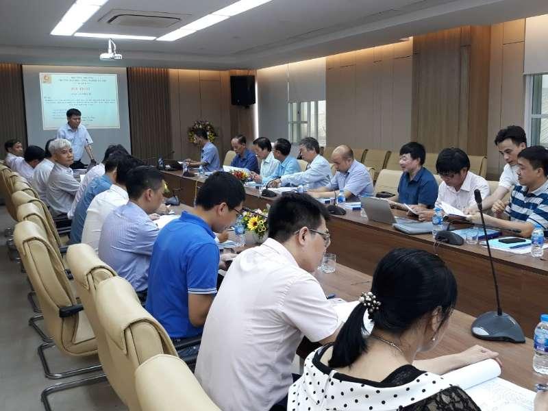 Hội thảo luận án Tiến sĩ cho NCS Hoàng Xuân Thịnh - Chuyên ngành Kỹ thuật cơ khí