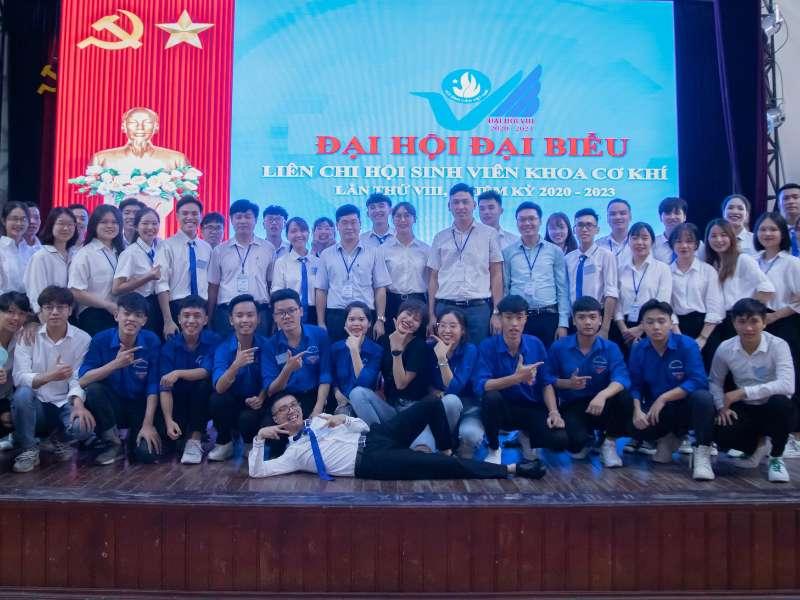 Đại hội Đại biểu Liên chi Hội sinh viên khoa Cơ khí lần thứ VIII nhiệm kỳ 2020-2023