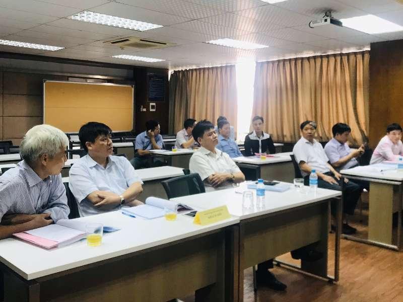 Đánh giá chuyên đề cho NCS Nguyễn Huy Kiên - Chuyên ngành kỹ thuật Cơ khí