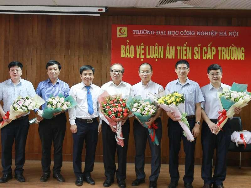 Bảo vệ thành công luận án Tiến sĩ cấp Trường cho NCS Nguyễn Trọng Mai chuyên ngành Kỹ thuật Cơ khí